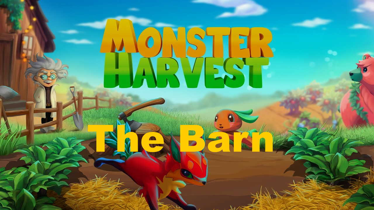 how to use the barn