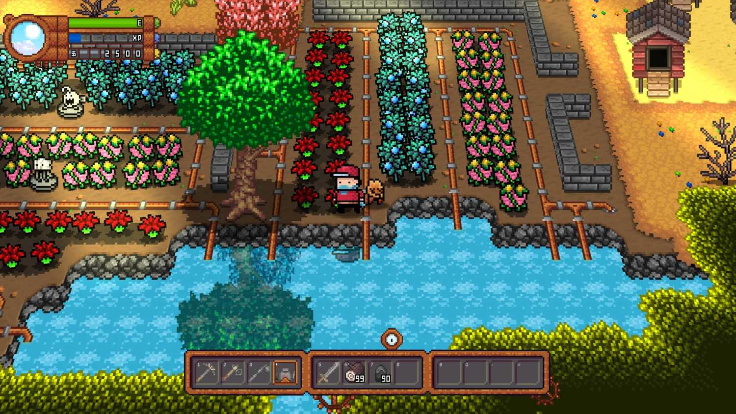 Building The Perfect Farm Image