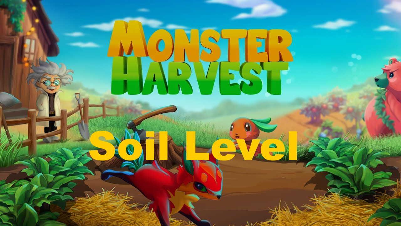 soil level