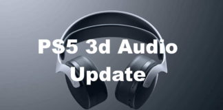 What Does the 3D Audio Update For PS5 Mean?