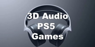 Tempest 3D Supported Games