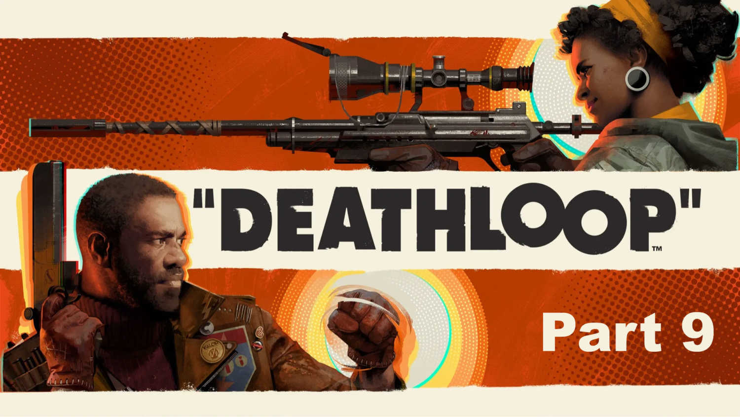 Let's Play Deathloop – Part 9 - The End Is Here Image