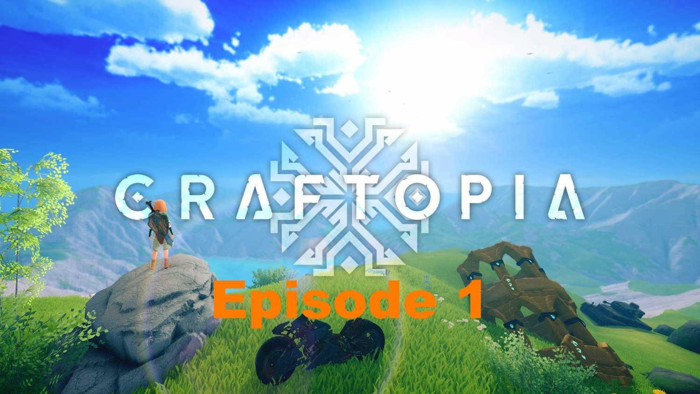 Craftopia - Journey To Hell Island - Episode 1 Image