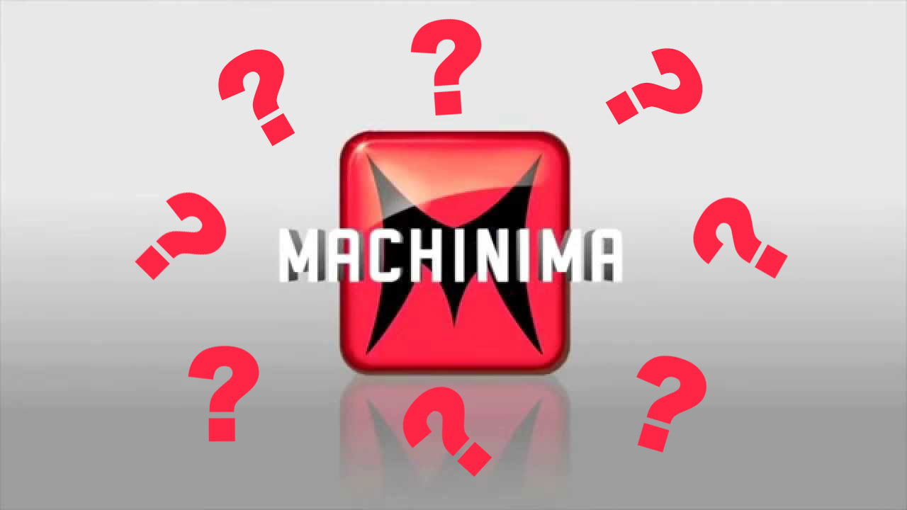 What Happened To Machinima Image